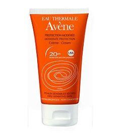 Eau Thermale Avene Solar Cream Fp 20 Invisibile
