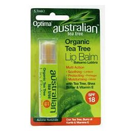Australian Tea Tree Lip Balm Stick 5,7 Ml