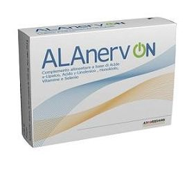 Alanerv On 20 Capsule Softgel