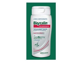 Bioscalin Sincrobiogenina Shampoo Volumizz Doppie