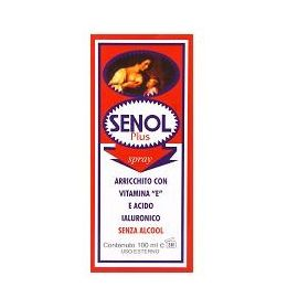 Senol Plus Emulsione Spray 100 Ml