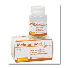 Melatonina Viti Fast 1 Mg 60 Compresse