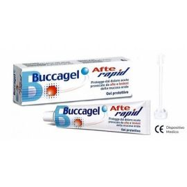 Buccagel Afte Rapid Gel 10 Ml