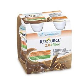 Resource 2,0 + Fibre Caffe' 200 Ml