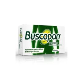 Buscopan - 10 Mg Supposte 6 Supposte